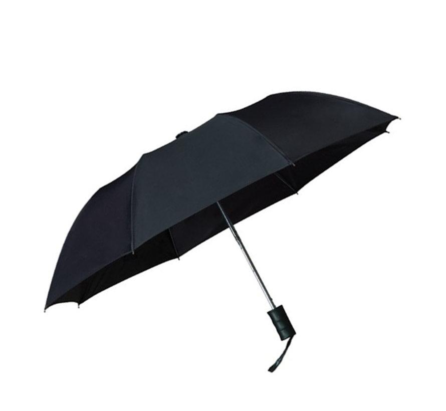 Opvouwbare paraplu, automaat, 2-delig metalen stok en frame - Paraplu