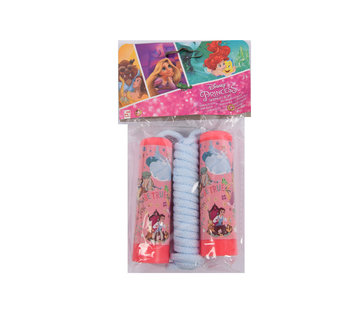 Discountershop Disney Princess Springtouw - kinderspringtouw - Roze