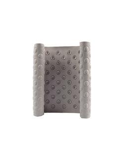 Discountershop Non-slip mat FOR BATH, SHOWER AND BATHROOM 37 cm x 82 cm Beige