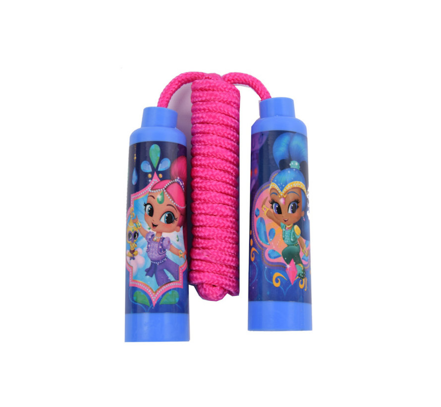 Skipping rope Shimmer & Shine nickelodeon Blue