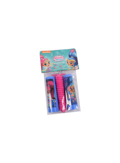 Discountershop Skipping rope Shimmer & Shine nickelodeon Blue