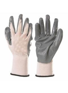 Discountershop Nylon nitrile gloves - All-round Work gloves XL 10