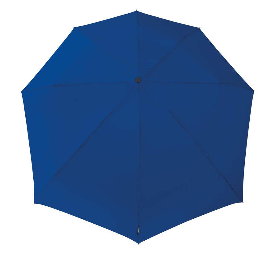 Storm umbrella - Antistorm umbrella - Storm umbrella - STORMini Aerodynamic folding storm umbrella Light Blue - hand opening