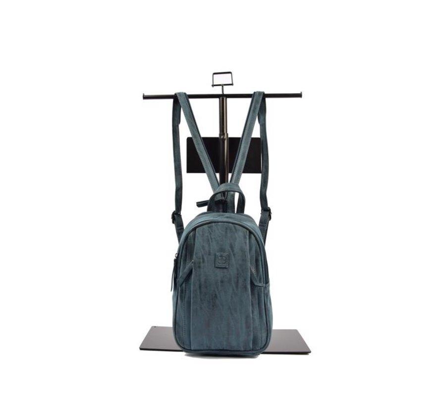 Bicky Bernard Backpack 7 Liter - Shoulder bag - Crossbody bag - bags - bags ladies - buy bags - bag handle - bags Blue- Dark Blue- Ladies bag - handbag - handbags - handbag ladies - handbags ladies - handbag Blue- Dark blue