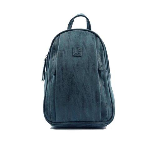 Bicky Bernard Bicky Bernard Backpack 7 Liter - Shoulder bag - Crossbody bag - bags - bags ladies - buy bags - bag handle - bags Blue- Dark Blue- Ladies bag - handbag - handbags - handbag ladies - handbags ladies - handbag Blue- Dark blue