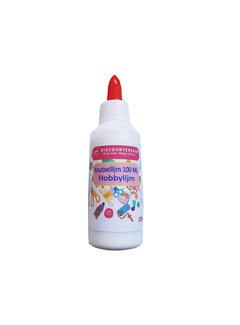 Discountershop Craft glue 100ml - Glue - All purpose glue - Glue - Children's glue - Crafts - Cheap craft glue