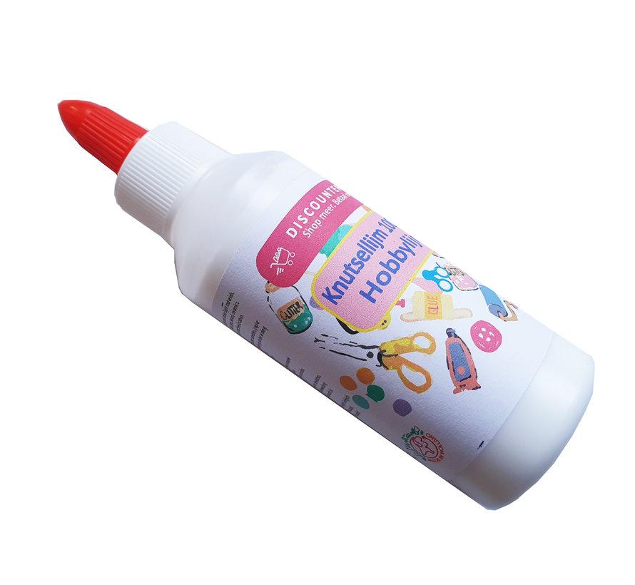Knutsellijm 100ml - Lijm - All purpose glue - Glue - Kinderlijm - Knutselen - Goedkope knutsellijm