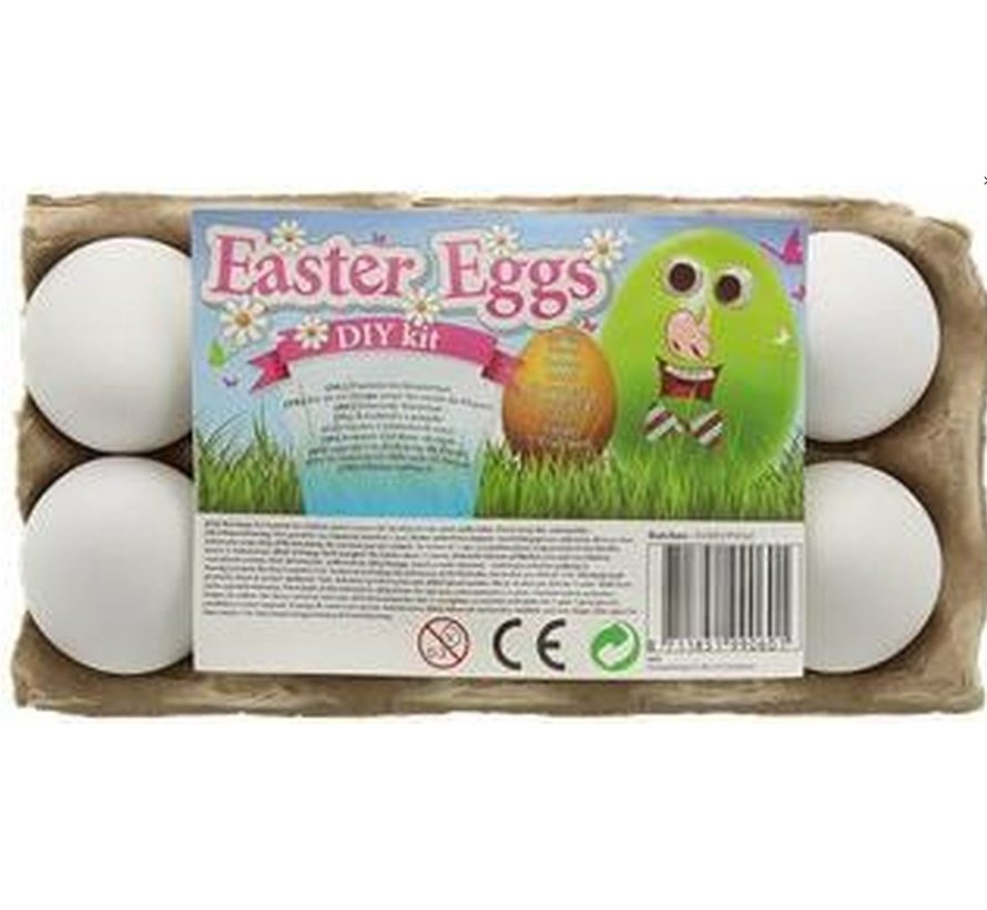 Easter eggs craft set - Easter eggs - 31-piece