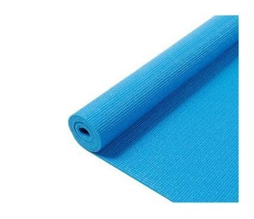 Discountershop Yoga Mats - Yoga Mat - Yoga - Yoga Mat - Fitness Mat - Yoga Mat - 170 x 60 x 0.3 cm - Blue