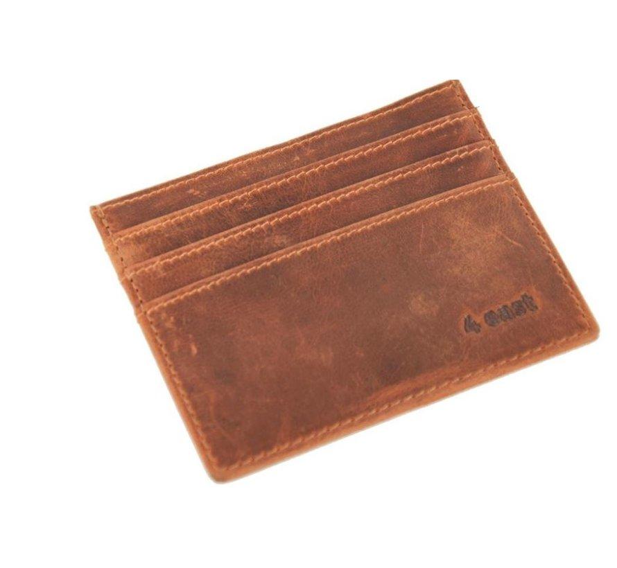 Card case - creditcard houder met geld - pasjeshouder met briefgeld - pasjeshouder - creditcard - 6 pasjes houder.
