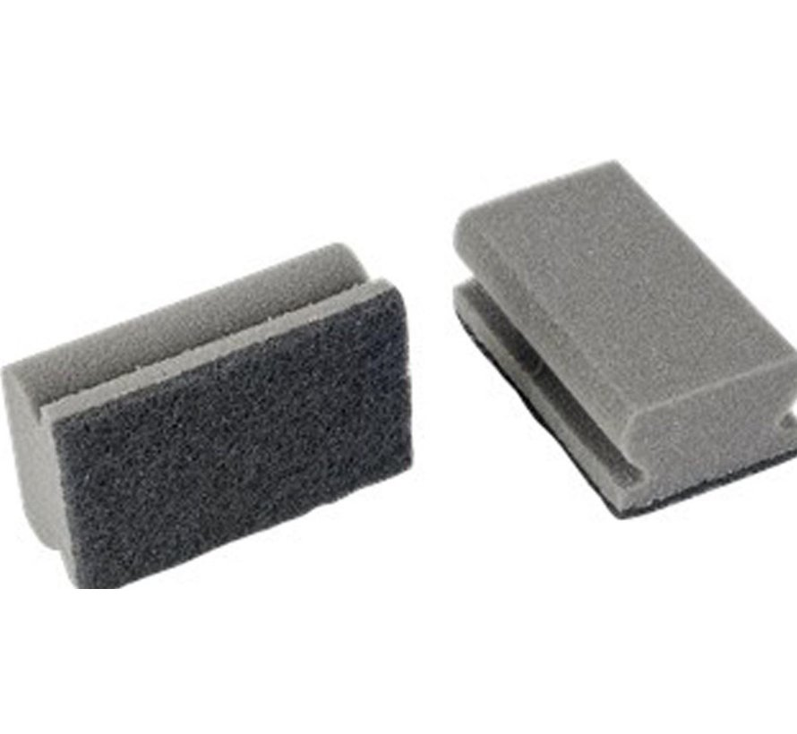 barbecue cleaning - barbecue brush - barbecue sponge - barbecue steel sponges - BBQ brush - BBQ cleaning - BBQ accessory - BBQ grill cleaning