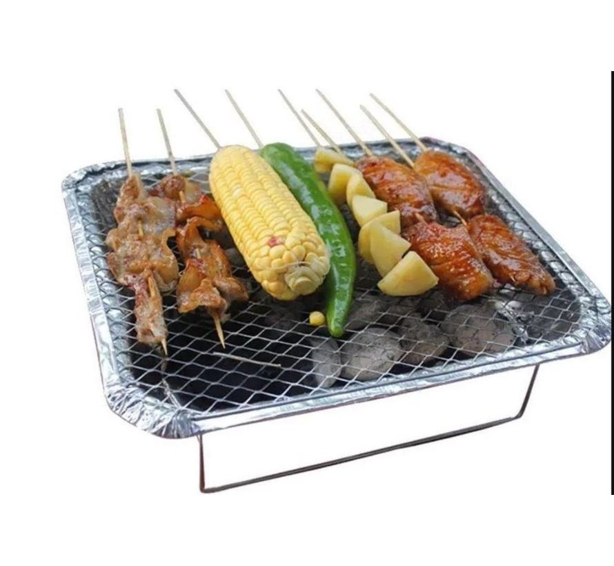 Discountershop - Disposable BBQ 600 grams