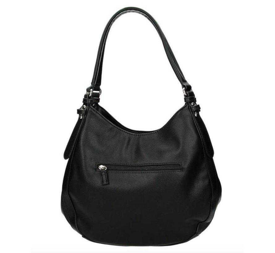 David Jones pouch bag CM 3399A Black
