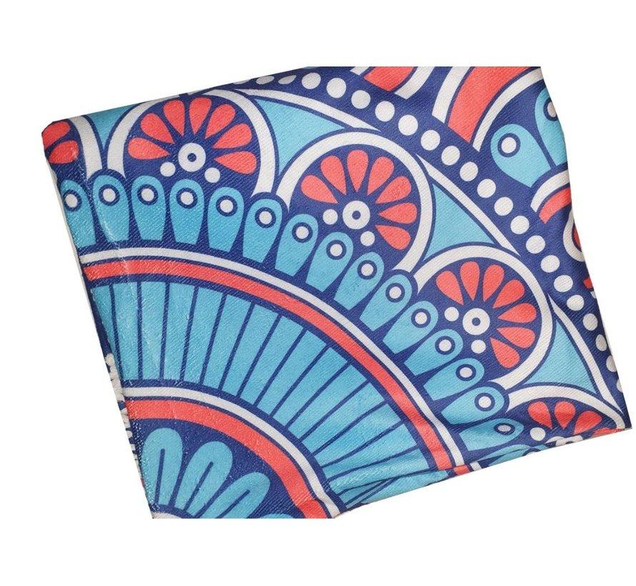 Beach towel around 150 cm - Mandala beach towel 150cm - Beach towel - Different colors