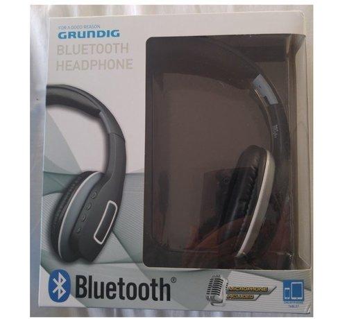 Discountershop Pcsupply Grundig Bluetooth Headset Black / gray