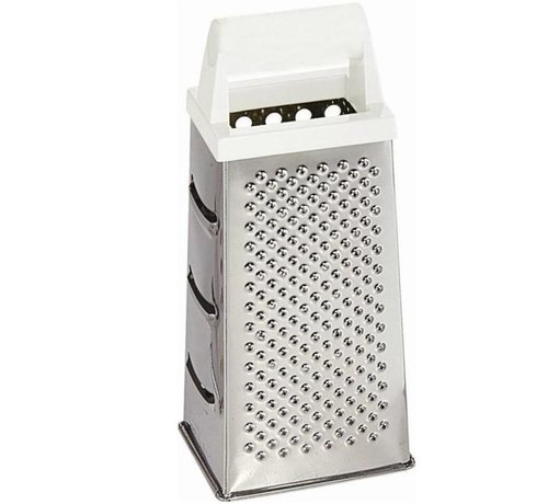 Discountershop Multi grater - Kitchen multi grater 24 cm - 10.5x 8.5 x 24.5 cm