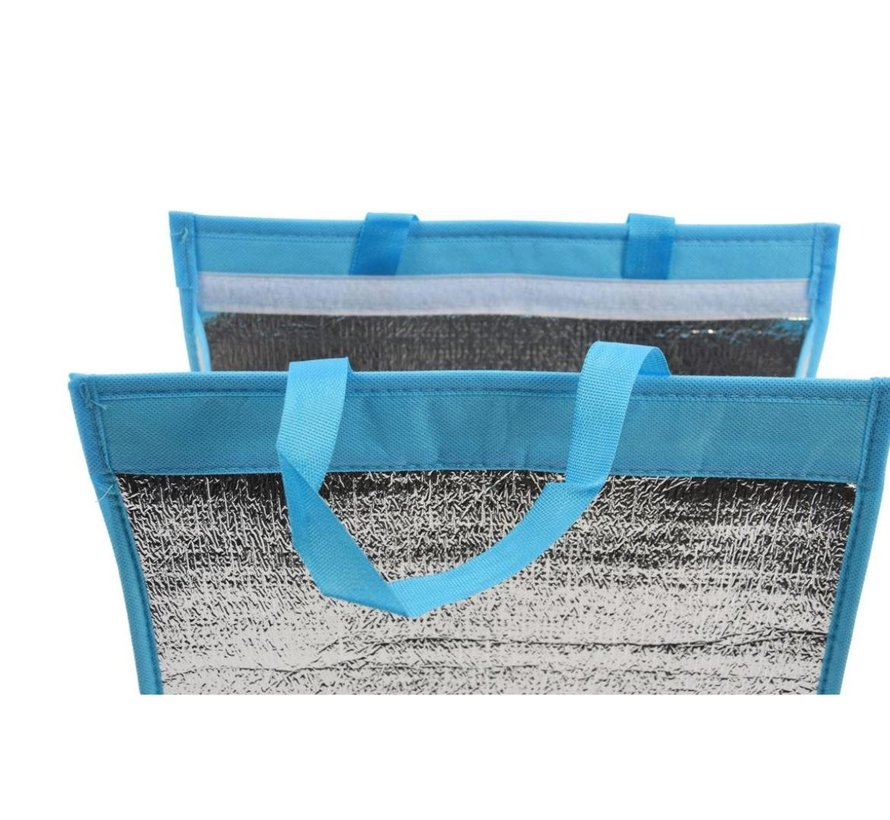 Cool bag with handle \ Blue