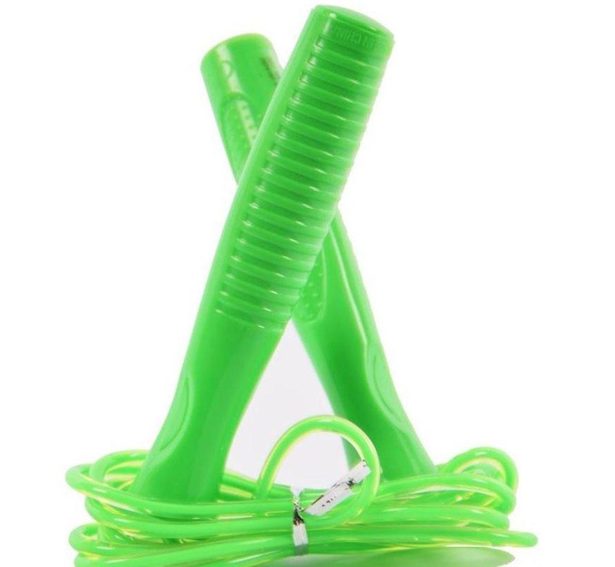 springtouw voor kinderen Groen