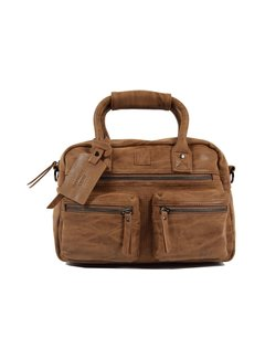 Discountershop Bicky Bernard Handbag wrap Hand & Shoulder bag Western Bag Camel - Cognac