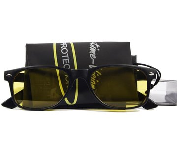 Discountershop Night glasses - better vision - night blind - night vision glasses