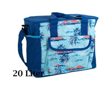 Discountershop Cooler bag with shoulder strap - Cooler bag - Cooler bags - 20 liters - 36 cm x 23 cm x 31 cm