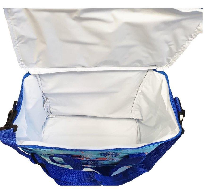 Koeltas met schouderband - Koeltasje - Koeltassen- 20 liter - 36 cm x 23 cm x 31 cm