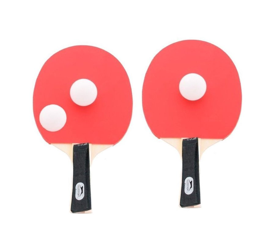 Table tennis - table tennis set- table tennis set Sports Active with 3 balls