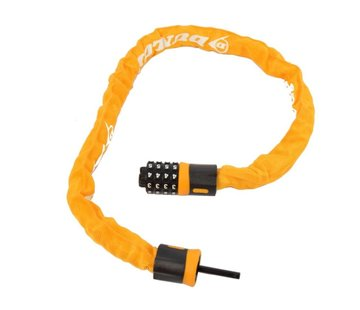 Discountershop Chain digit lock yellow