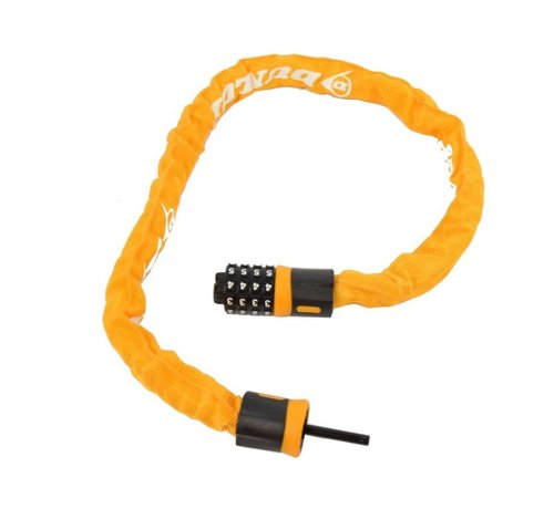 Discountershop Chain digit lock yellow