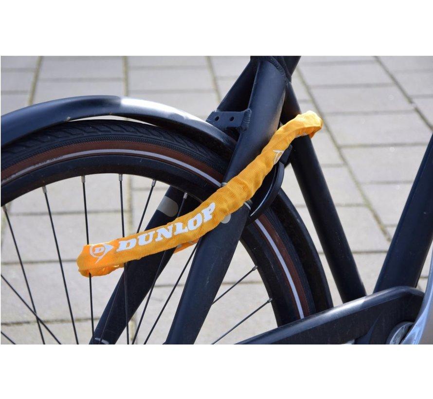 Chain digit lock yellow