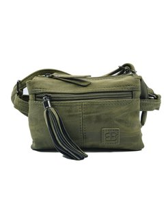 Discountershop Bicky Bernard small shoulder bag olive