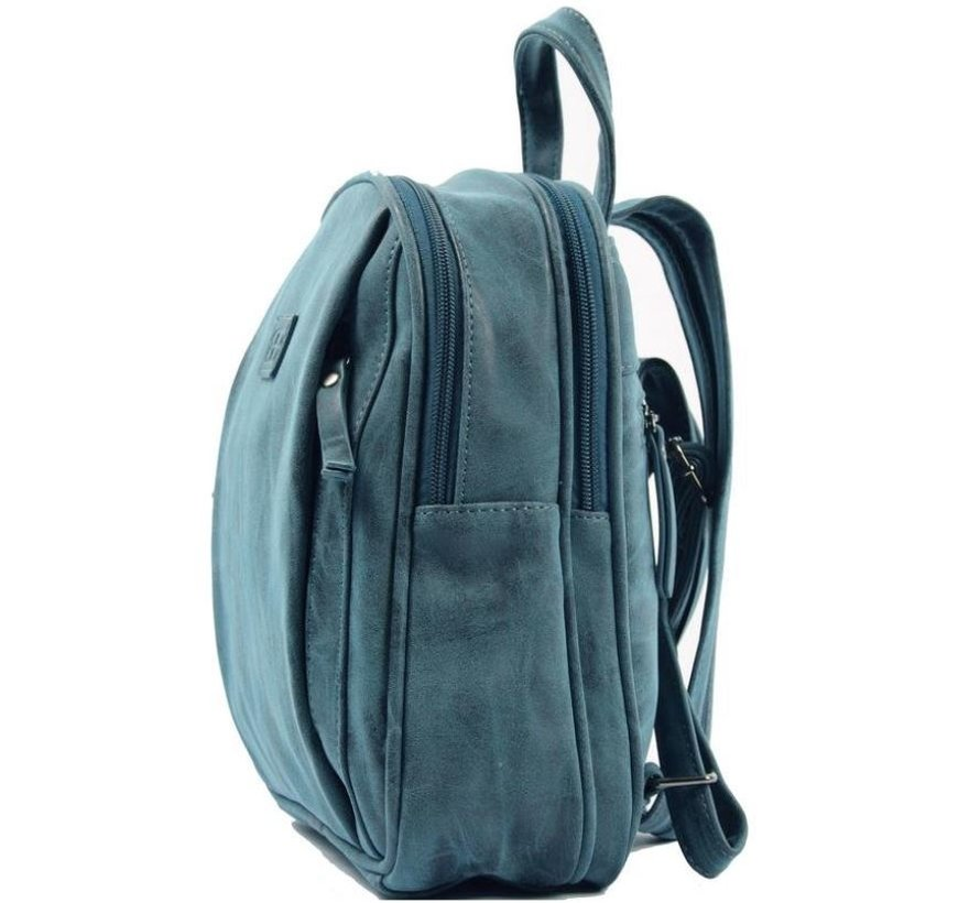 Bicky Bernard Backpack 7 Liter - backpack - Blue - Dark blue WDL0148