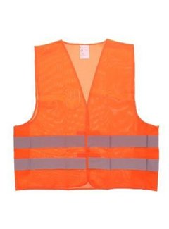 Discountershop Safety vest One size