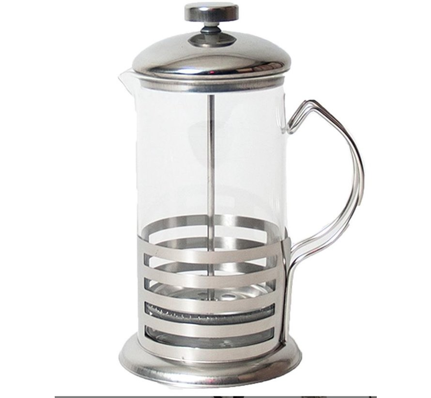 Cafetière glass for coffee or tea 800 ml - Coffee and tea maker 800ml