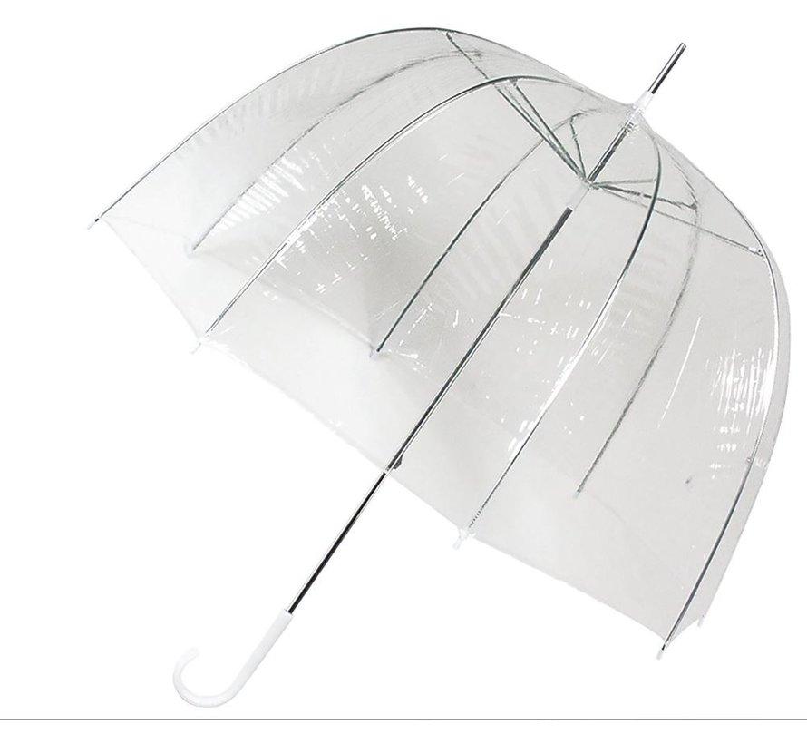 Umbrella - Dome Umbrella Transparent - Dome Umbrella PVC Diameter Ø  82 cm