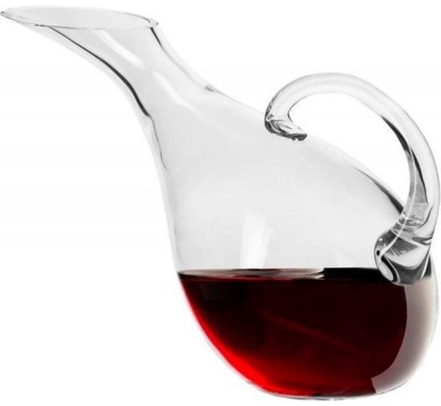 Glass Decanter Carafe 1.5L - Wine - Whiskey Accessories