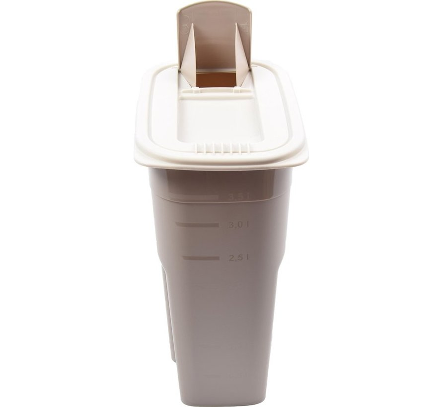 Discount shop - Litter box - Cat container - Cats - Dry food - Food bowl - Cat food - Cat litter - Container - Cat food container - Food container