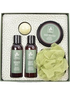 Discountershop Low Priced Discountershop Spa Gift Set for Her, complete set of 5-piece - Trendy Gift set 2021 - Valentine gift idea