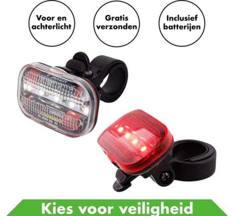 LED Bicycle lighting  - Best Bicycle lighting 2021 - bicycle lighting set - bicycle lighting action taker