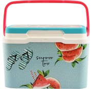 Discountershop bestselling cooler box - Cooler box car - thermos Cool boxes - BEACH FRIDGE 5L - cool box camping