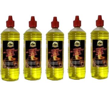 Discountershop Discountershop Burning Gel Bottle - Powerful burning gel Firegel 5 liters