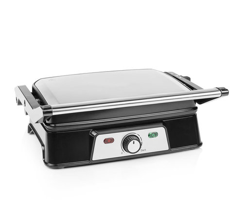 Tristar Tristar PD-8707 - Contact grill 2in1 - 1500 W - With Non-stick coating - 25.5 x 15.5 cm