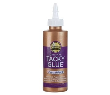 Discountershop Aleene's® Original Tacky Glue®, 3 oz. Gold Bottle, Aleene's® Original Glues, America's Favorite Craft Glue, Premium All Purpose Adhesive