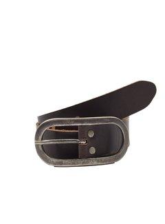 Discountershop KinderRiem 65 cm kleur Zwart, hij is 3 cm breed - Riemen Heren - Riemen Dames- Mooie Riemen