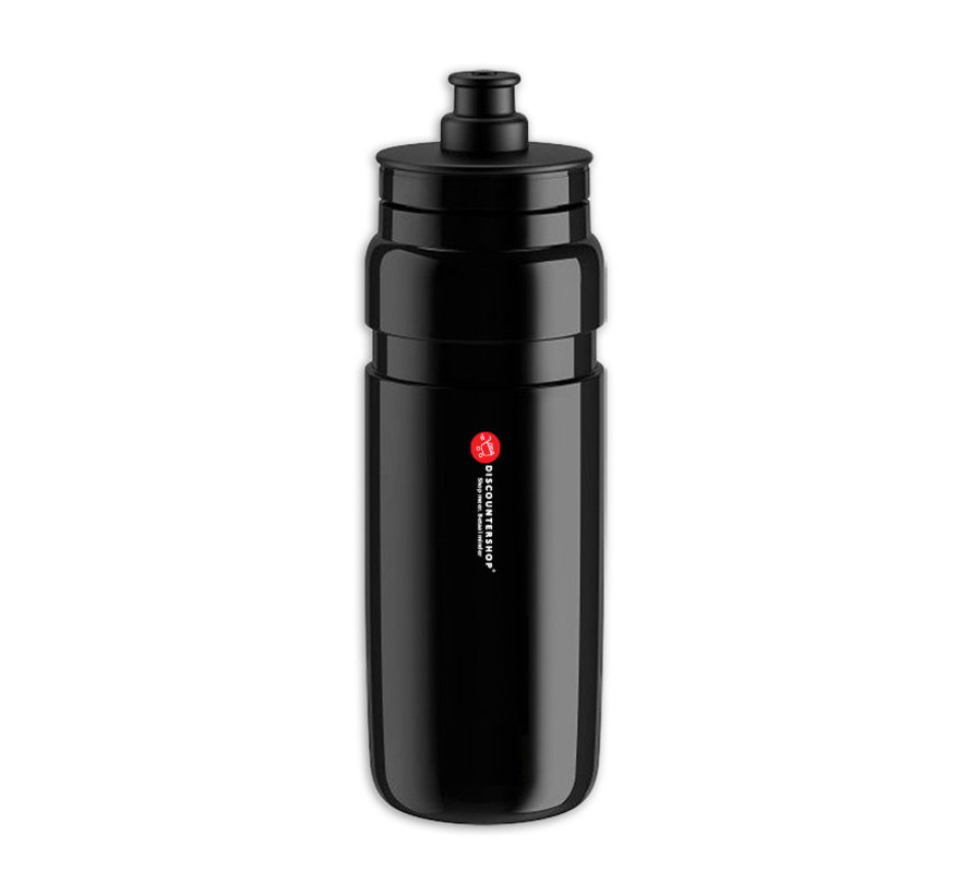 Discountershop® Bottle for your bicycle 750ML - Lightest sports bottle in the world. BPA-free - Water bottle