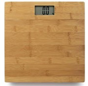 Bamboe Personal Scale - Bamboo Natural - Personal Scale - Step-on Technology - Trendy Bamboo