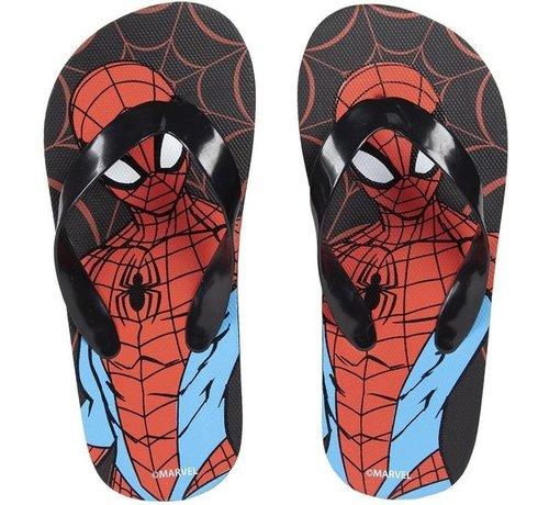 Spiderman Slippers - Disney Spiderman teenslipper maat 27 - Slippers - Kinderslippers -teenslipper
