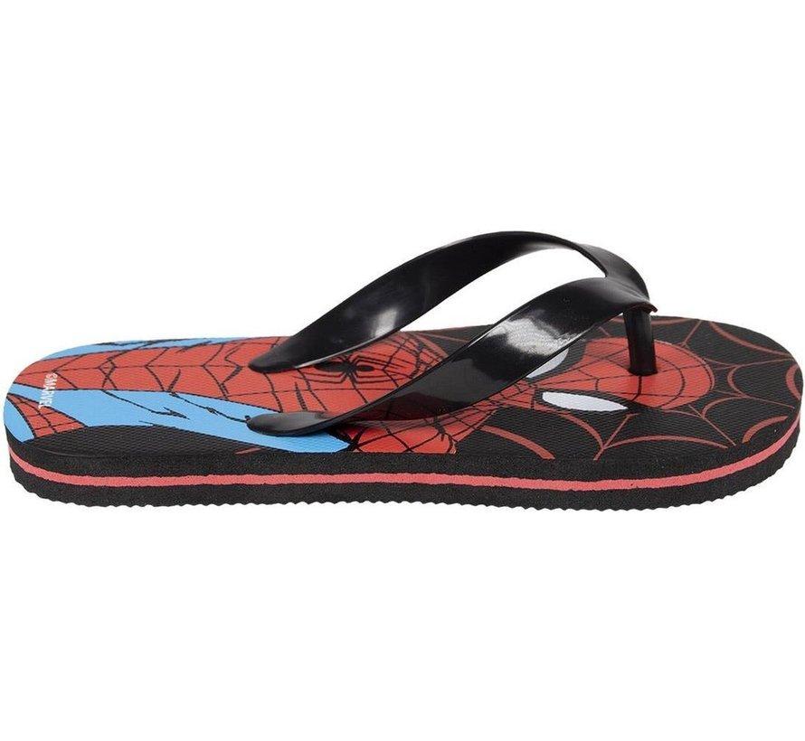 Slippers - Disney Spiderman teenslipper maat 27 - Slippers - Kinderslippers -teenslipper