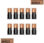 Duracell Duracell 10 stuks BATTERIJ MN21/A23 - 12 V Long lasting - Langdurig 10 stuks