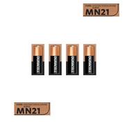 Duracell Duracell 4 stuks BATTERIJ MN21/A23 - 12 V Long lasting - Langdurig 4 stuks